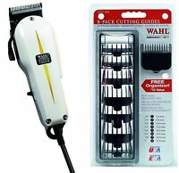 Wahl Super Taper Hair Cutting Machine Incl. 8 Essays 1mm - 25 Mm