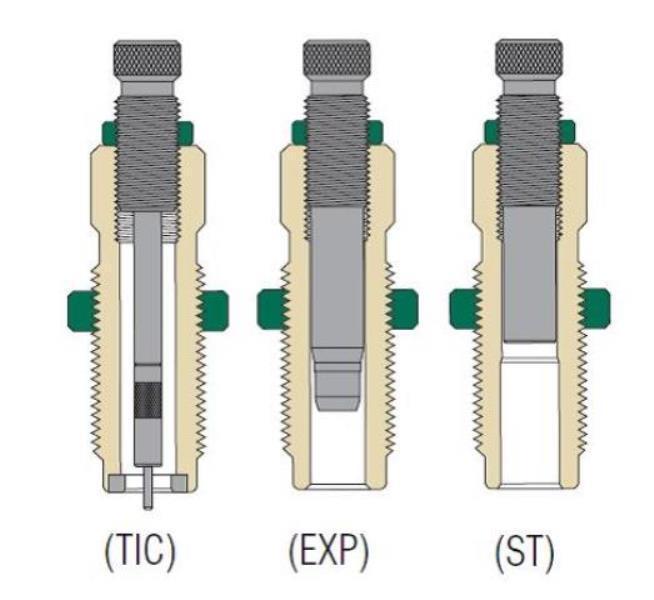 Redding 44 Special   44 Magnum-Set Titanium Carbide 3-Die (88286)
