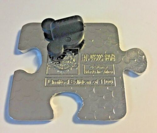ARISTOCATS Character Connection Pin THOMAS OMALLEY CAT Mystery Puzzle Disney