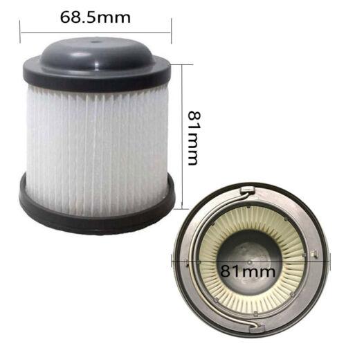 3x For Black /&Decker Filter Dustbuster Pivot PV1020L// PV1200AV// PV1420L// PV1820L