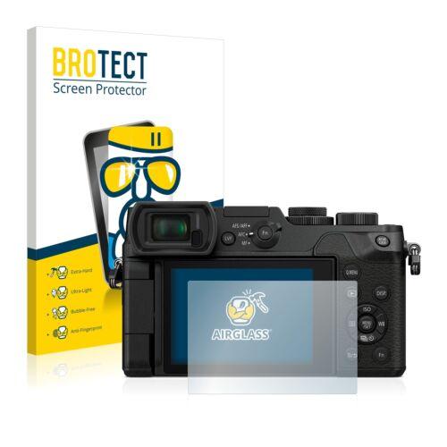 Panasonic Lumix DMC-GX8 Protector de Pantalla de Vidrio Templado Film De Protección