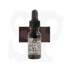 Tim Holtz Distress Ink Reinker Refill WALNUT STAIN  Brown