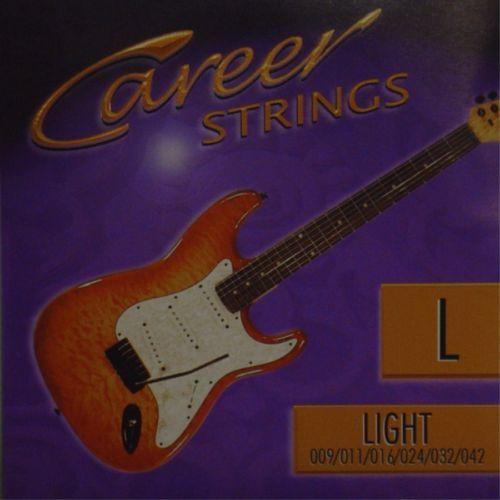 009-042 light Career L E-Gitarrensaiten