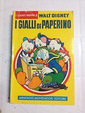 I CLASSICI MODERNI DI WALT DISNEY - I GIALLI DI PAPERINO 1961 - BUONO/OTTIME