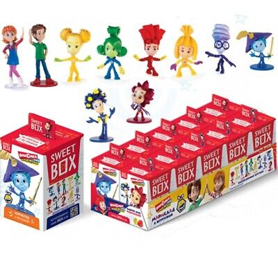 Miraculous Ladybug Marmalade Collection Toy Figure 10 Boxes Cartoon Characters
