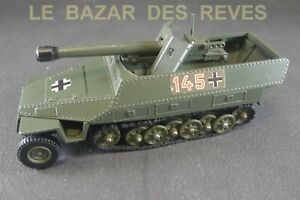 DINKY-TOYS-GB-HANOMAG-chasseur-de-chars