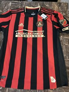Adidas Atlanta United FC Authentic Home Soccer Jersey Size 3XL ...