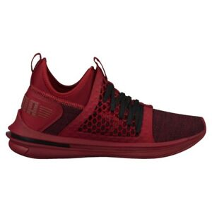 Puma Ignite Limitless SR Netfit Men s Running Shoes Sneakers ... 78025762d50be