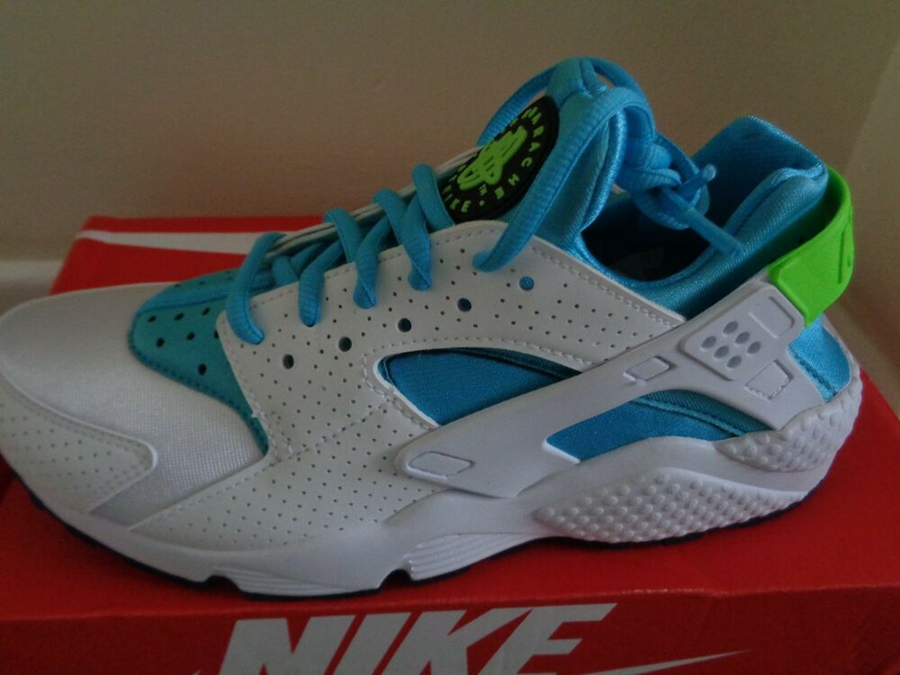Nike air huarache courir femme baskets 634835 109 uk 5 eu 38.5 us 7.5 new in box-