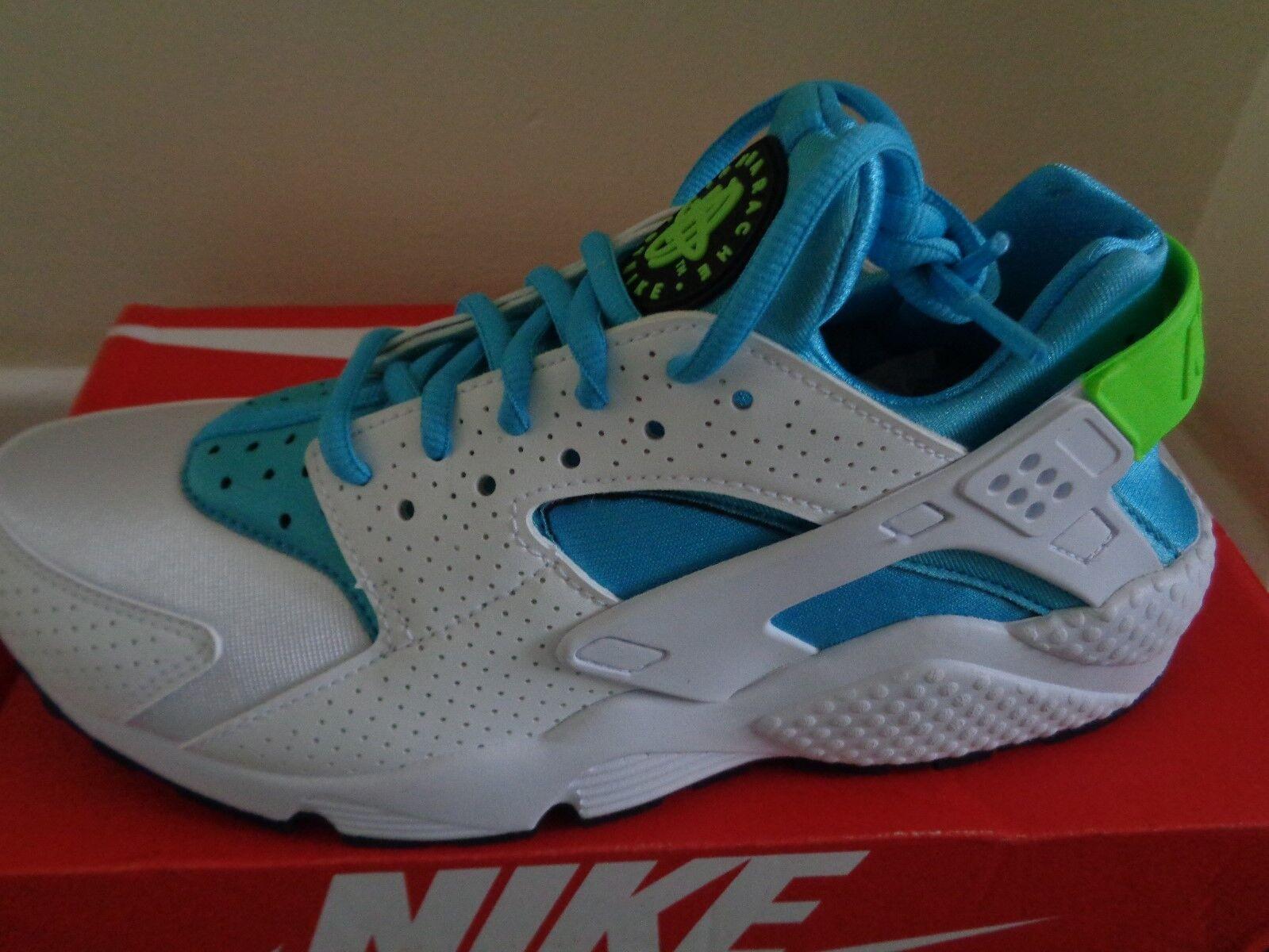 Nike Air Huarache Run Zapatillas para mujer 634835 109 nos 7.5 Nuevo En Caja