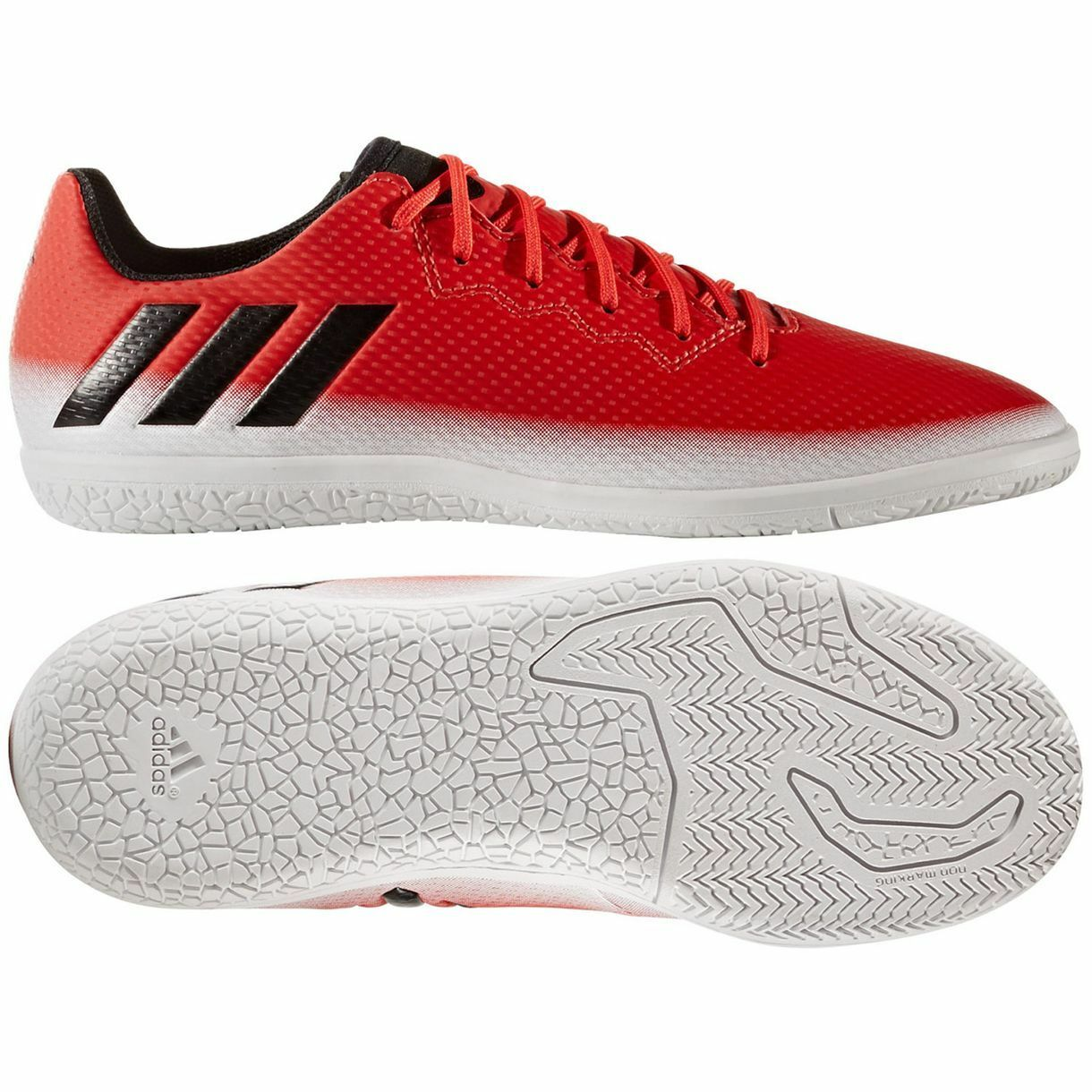 436b09aff25a adidas 17.3 IN Messi 2016 2016 2016 Indoor Soccer Shoes Red - Black - White  Kids - Youth bd83b2