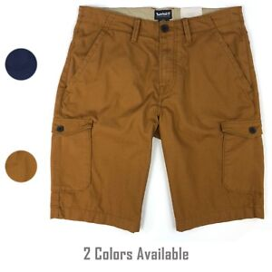 2b768bcd08 Details about Timberland Men's Webster Lake 11'' Inseam Classic Ripstop Cargo  Shorts A1M5Y