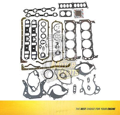 Full gasket Set Fits Ford F150 F250 5.8L