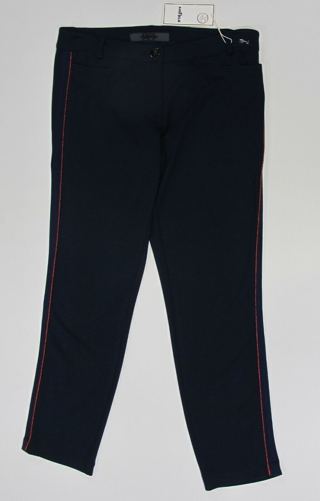 Airfield Hose PK-508 Trousers, blue-red Gr. 38, 42, 44,46 UVP 179,00