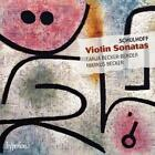 Violinsonaten von Markus Becker,Tanja Becker-Bender (2011)