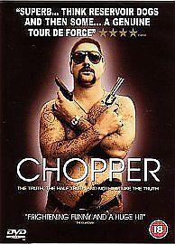 Chopper-2000-DVD-Excellent-DVD-Serge-Liistro-Simon-Lyndon-David-Field-D