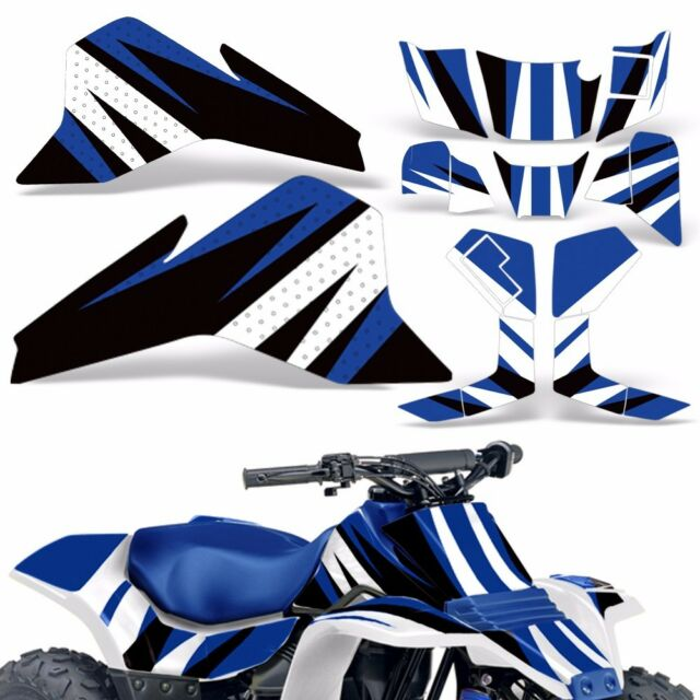 Graphic Kit Suzuki Lt80 ATV Quad Decals Sticker Wrap LT 80 Quadsport Parts  87-06