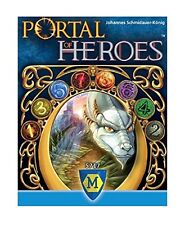 Portal Of Heroes Card Game Mayfair Games MFG ASI 5717 Dragons Fantasy Family