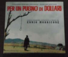 Ennio Morricone - PER UN PUGNO DI DOLLARI - Complete score CD NM