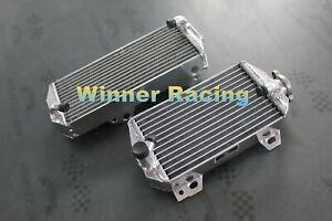 Aluminum Alloy Radiator Fit Suzuki RMZ 450 2008-2017 RMX450Z 2010 2011 R/&L Sides