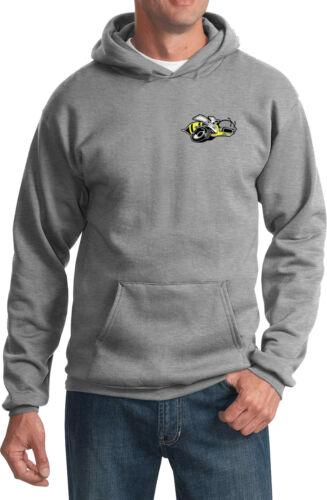 Dodge Super Bee Hoodie Pocket Print