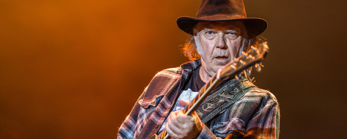 Neil Young with Promise of the Real Tickets