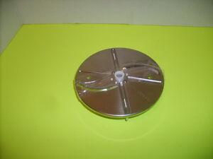 PARTS-OSTER-REGENCY-10-SPEED-KITCHEN-CENTER-THIN-SLICING-DISC