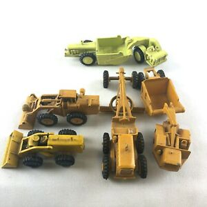 Lit-039-l-Toys-Mercury-Lot-Diecast-Construction-Vehicles-Models