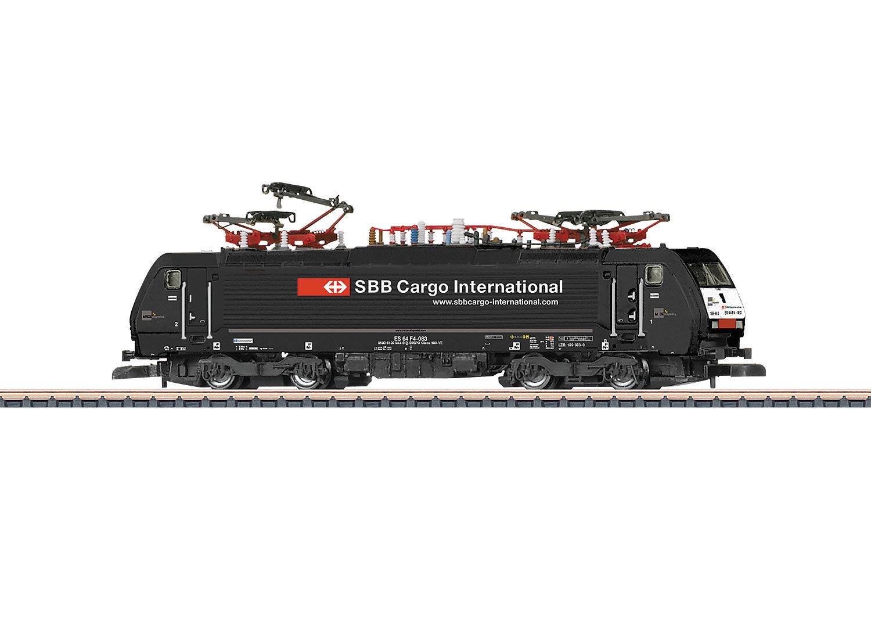 Märklin 88195 Voie Z Locomotive Électrique Br Br Br 189 Mrce SBB be2aff