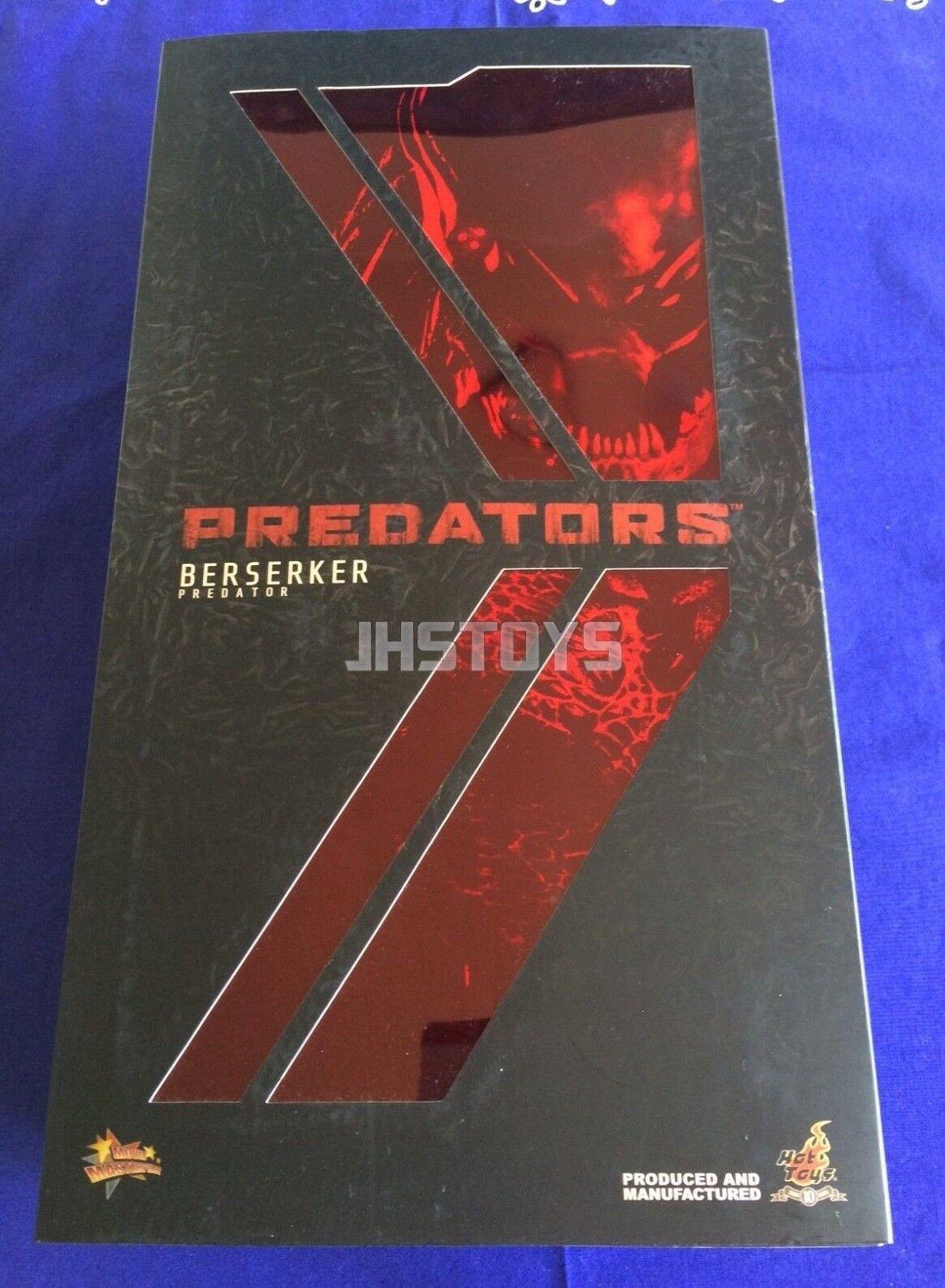 Hot Toys 1/6 PROTators Berserker PROTator MMS130