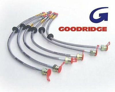 Goodridge 13029 Brake Line