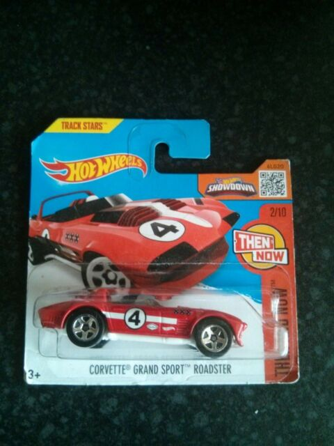 Hot Wheels DHX312016Then and Now2/10ChevroletCorvette Grand Sport Roadster