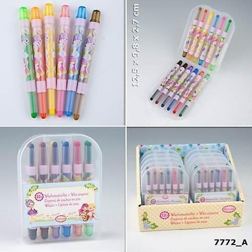 Trixibelle Coloration Stylos Crayons Enfants Dessin Education 1 jeu seul