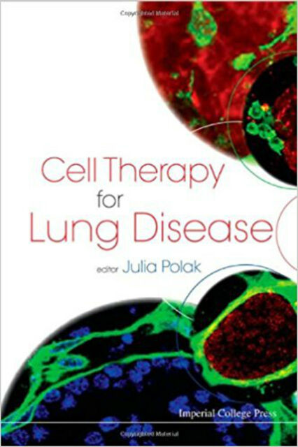 Cell Therapy For Lung Disease, Very Good, Polak Julia Book