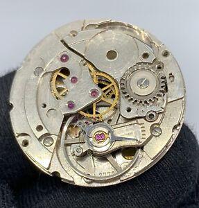 Eta-2772-Main-Manuel-Vintage-25-9-mm-Pas-Fonctionne-pour-Pieces
