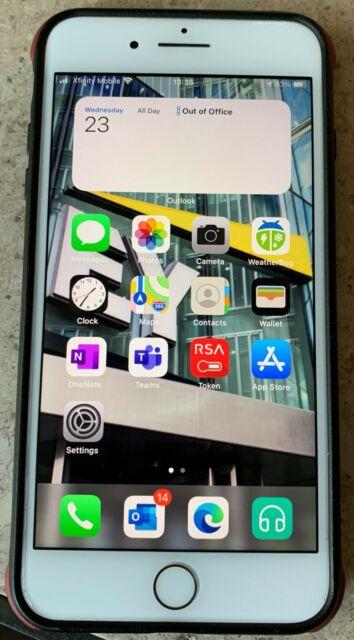 Apple iPhone 7 Plus - 32GB - Gold (Unlocked) A1661 (CDMA + GSM)