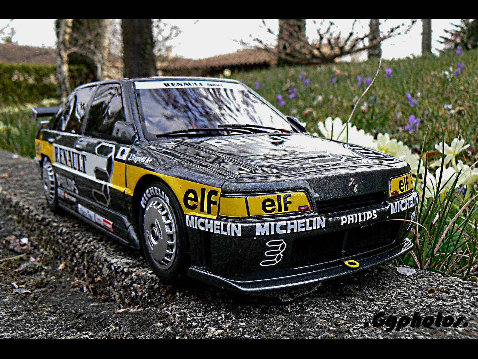 RENAULT 21 r21 TURBO SUPERPRODUCTION RAGNOTTI OTTOMOBILE ottomodels  OT041 .