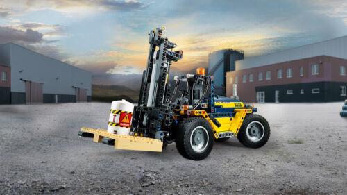 LEGO Technic 42079 Schwerlast-Gabelstapler Heavy Duty Forklift N8//18