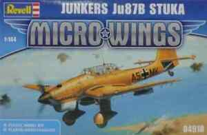 Revell-Micro-Wings-1-144-Junkers-Ju-87B-Stuka-Model-Kit
