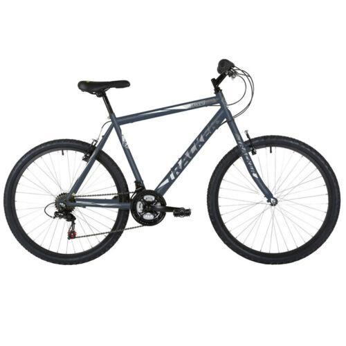 "Freespirit Tracker 29/"" Wheel Mens MTB Bike Blue//Grey"