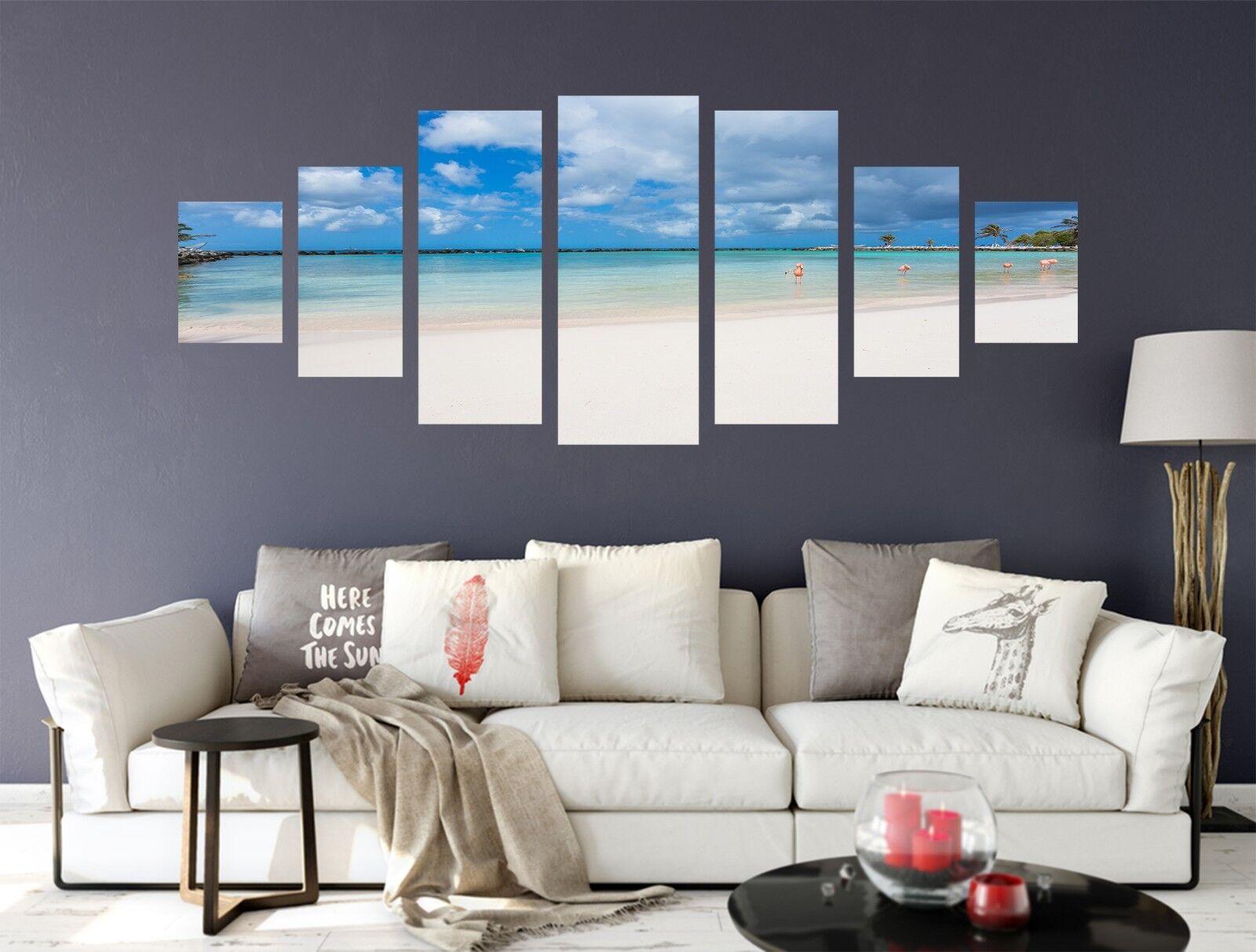 3D Blau Sky 872 Unframed Print Wall Paper Decal Wall Deco Indoor AJ Wall Jenny