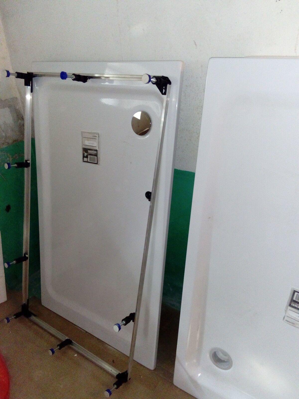 Kaldewei duschtasse 90x150 mit styropor träger