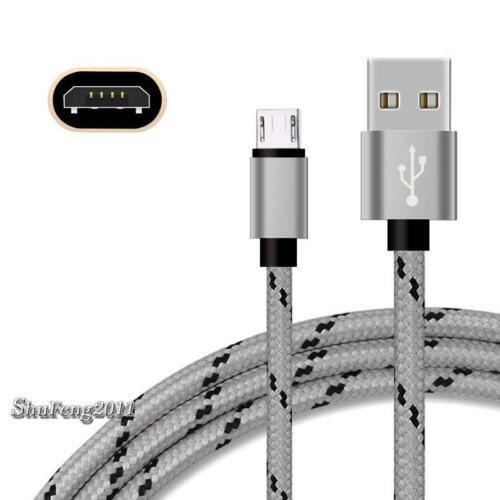 Micro USB Charging Data Sync Charger Cable For LG G Pad 10.1 LTE