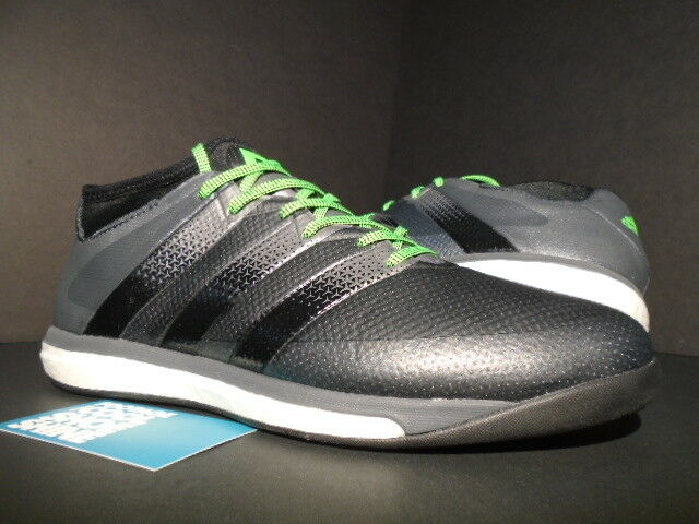 Adidas ace 16,1 street nucleo nero notte metallico aq5671 bianco grigio - verde aq5671 metallico nmd 9,5 e1e4a0