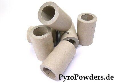 "parallelgewickelt,15 x 3,5 x 120mm /""Smart Pyro/"" Papphülsen,cardbord,paper tubes"