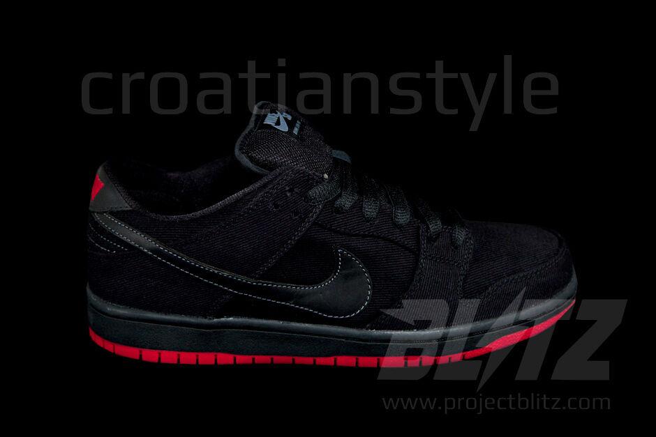 Nike e basso (premio sb levis sz 6.5-13 573901-001 573901-001 573901-001 nero d54917