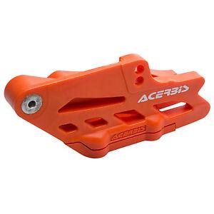 Acerbis Chain Slider Orange for KTM Off-Road Motorcycles