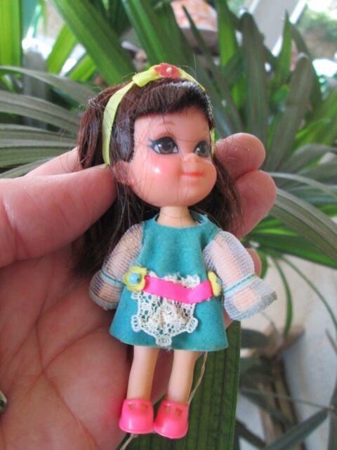 Vintage Liddle Kiddles Cookin Hiddle Cooking Playhouse Little Doll Mattel Shoes