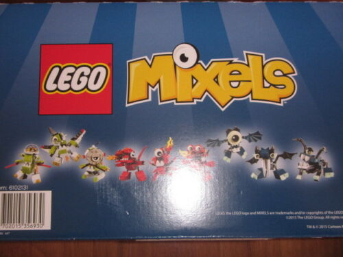 LEGO  MIXELS SERIE 4 - 6 -7   nuovo - new - nuevo  NIB  various available