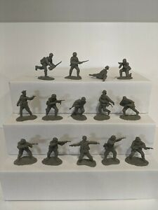 Conte-WWII-German-Infantry-14-Figures-1-32-54mm-H